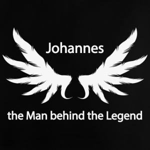 Johannes the Man behind the Legend - Baby T-Shirt