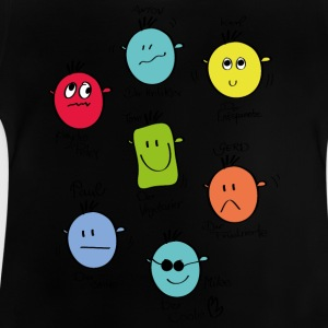 smilies - Baby T-Shirt