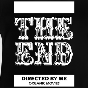 Theendmovie wite - Baby T-Shirt