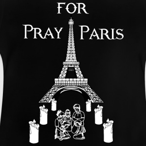 Bed for Paris - Baby T-shirt