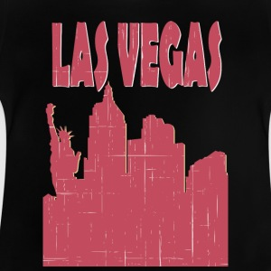 Las Vegas City - Baby-T-shirt