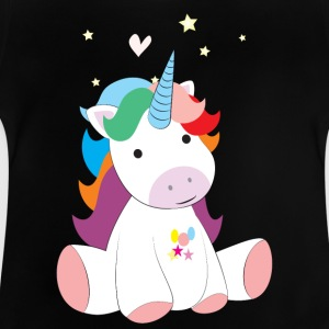 unicorn - Baby-T-shirt