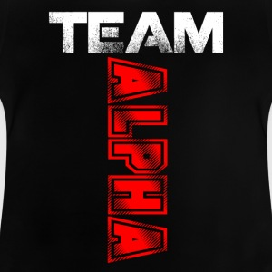 Team Alpha - Baby T-Shirt