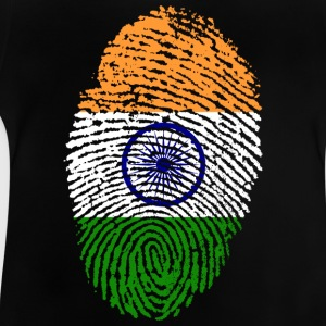 Fingerprint - India - Baby T-Shirt