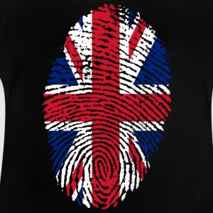 Fingeraftryk - UK - Baby T-shirt