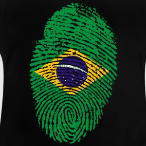 Fingerprint - Brazil - Baby T-Shirt