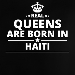 LOVE GIFT queensborn in HAITI - Baby T-Shirt