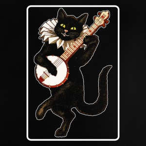 banjo Cat - Baby T-shirt