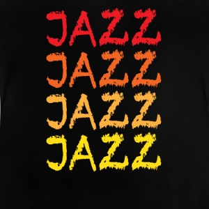 jazz - Camiseta bebé