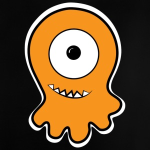 Impertinent mono-eye jelly monster - Baby T-Shirt
