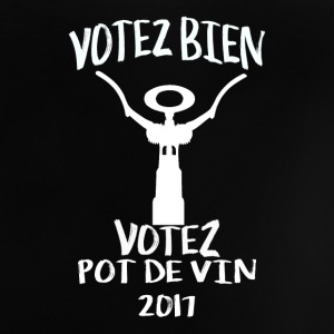 Vote well Vote bribe! - Baby T-Shirt