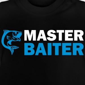 Master baiter fishing - Baby T-Shirt