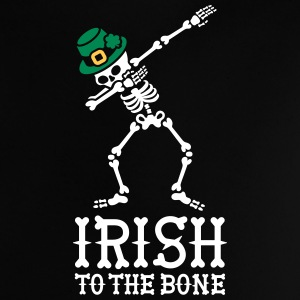 Dab dabbing Irish to the bone St Patrick's day