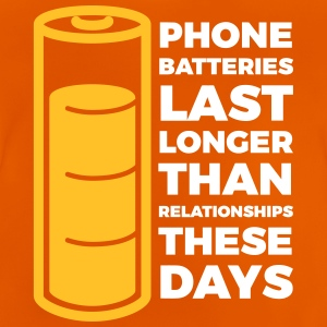Phone Batteries Last Longer (2015) - Baby T-Shirt