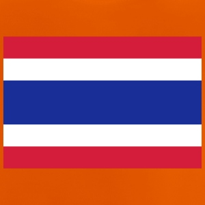 Nationale Vlag Van Thailand - Baby T-shirt