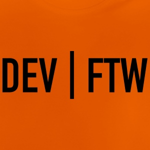 developer for the win - Baby T-Shirt
