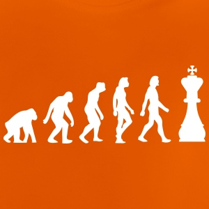 The Evolution Of Chess - Baby T-Shirt