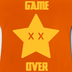 Game Over - Mario Star - Baby T-Shirt