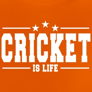 Cricket is life 1 / Cricket is life - Baby T-Shirt