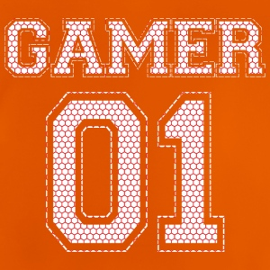 GAMER 01 - Red Edition - Baby T-shirt