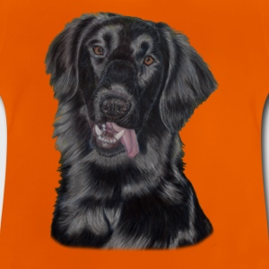 Flat retriever - Baby-T-shirt