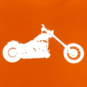 Softail_FXST - Baby-T-shirt
