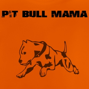 Pit Bull Mom - Baby T-shirt