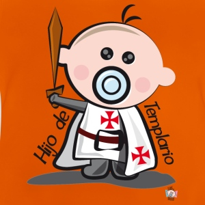 Son of templario - Baby T-Shirt