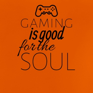 Gaming is good for the soul - Baby T-Shirt
