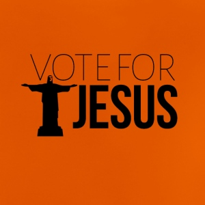 Vote for JESUS - Baby T-Shirt