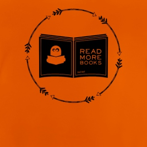 Read more books - read more books - Baby T-Shirt