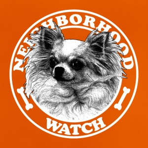 Dog - Neighborhood watch - - Baby T-Shirt