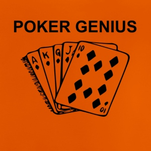 Genius Poker - T-shirt Bébé