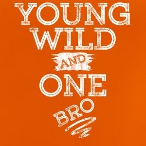 YOUNG WILD AND ONE T-SHIRT - Baby T-Shirt