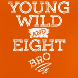 YOUNG WILD AND EIGHT T-SHIRT - Baby T-Shirt