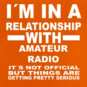 Relationship with AMATEUR RADIO - Baby T-Shirt