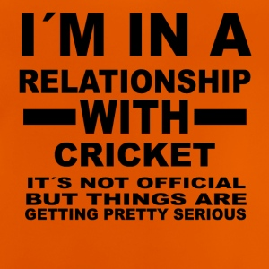Relationship with CRICKET - Baby T-Shirt