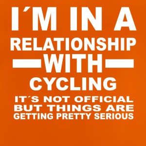 Relationship with CYCLING - Baby T-Shirt