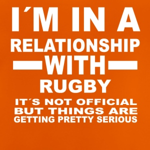Relationship with RUGBY - Baby T-Shirt