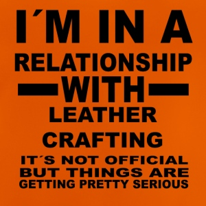 Relationship with LEATHER CRAFTING - Baby T-Shirt