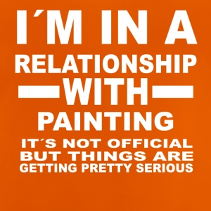 Relationship with PAINTING - Baby T-Shirt