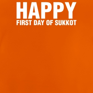 Happy first day of sukkot - Baby T-Shirt
