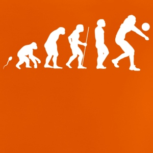 Evolution Volleyball 1 - Baby T-Shirt