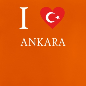 Love Tuerkiye Turkey ANKARA - Baby T-Shirt