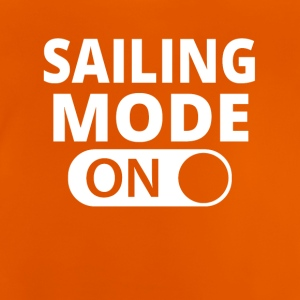 MODE ON SAILING - Baby-T-skjorte
