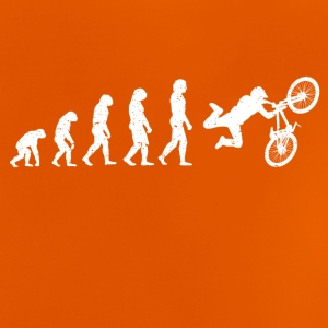 Evolution Fahrrad Stunt Bike cooles Shirt - Baby T-Shirt
