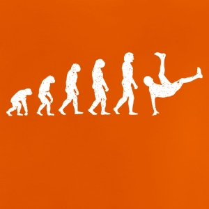 Evolution breakdance dans hiphop Hatrik DESIGN - Baby T-shirt