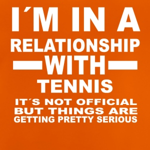 Relationship with TENNIS - Baby T-Shirt
