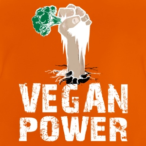 T-shirt végétalien Vegan Power - T-shirt Bébé