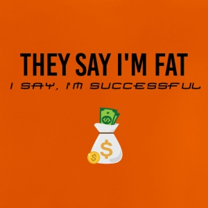 They say I am fat - Baby T-Shirt